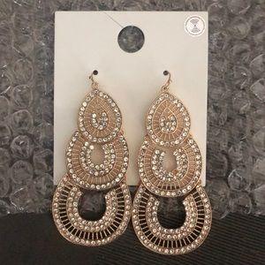BRAND NEW forever 21 earrings!